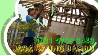 Jual Gazebo Bambu Di Jakarta ~ Harga Gazebo ~ Jual Gazebo ~ 082157303443