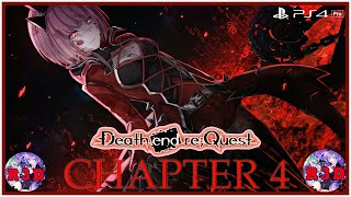 Death End reQuest English Walkthrough Part 4: Chapter 4 (English, PS4 Pro)