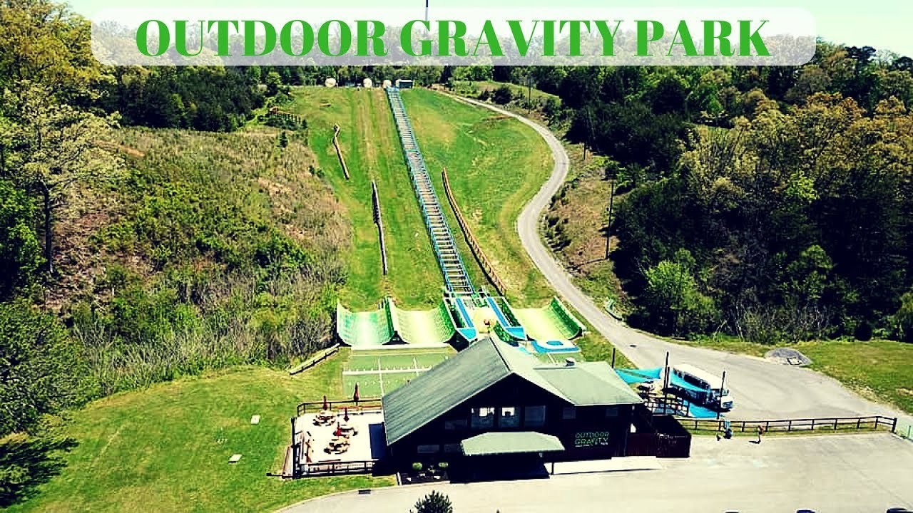 Outdoor Gravity Park Youtube