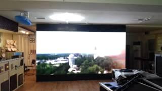 P5mm 180인치 교회 풀컬러 스크린 동영상
