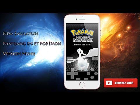 Comment installer Emulators Nintendo DS et Pokémon Version Noire sur l'iPhone iPod et iPad sans JB