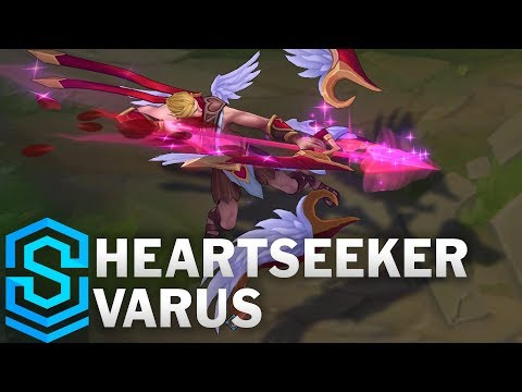 Heartseeker Varus (2018) Skin Spotlight - League of Legends
