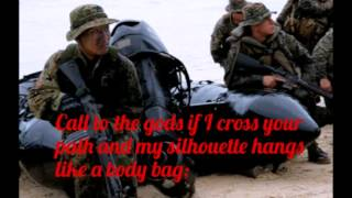The Warrior Song - Hard Corps lyrics