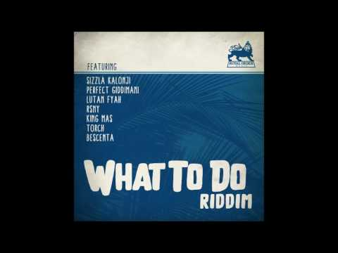 "Perfect Giddimani - Gates Of Zion (Riddim 2017 ""What To Do"" By Royal Order Music)"