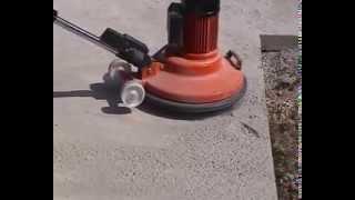 видео Аренда и прокат мозаично шлифовальных машин и шлифовальных машин по бетону