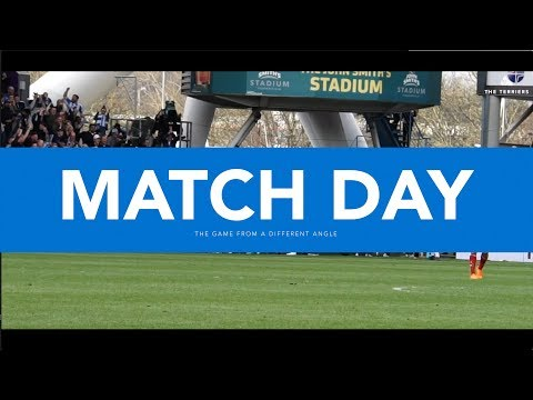 WHAT A MOMENT! MATCH DAY: Huddersfield Town vs Watford
