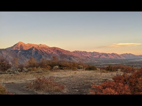Levitate and Jacob's Ladder - Mountain biking Draper Utah
