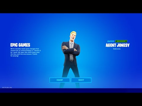 Fortnite LIVE EVENT GIFT! (Free Skin)