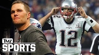 Tom Brady's Stolen Jersey Recovered On 'Foreign Soil' | TMZ Sports