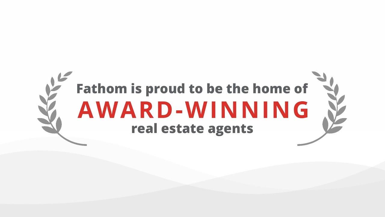 Recognizing Fathom's Award-Winning Agents - YouTube