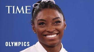 Simone Biles' Olympic Withdrawal Could Help Other Athletes Prioritize Mental Health   TIME