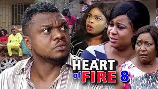Heart Of Fire Season 8 - (New Movie) 2018 Latest Nigerian Nollywood Movie Full HD | 1080p