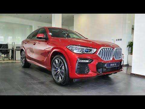 Màu thể thao nhất trên BMW X6 - Flamenco Red / Black. Chiến binh nổi loạn nhất nhà BMW
