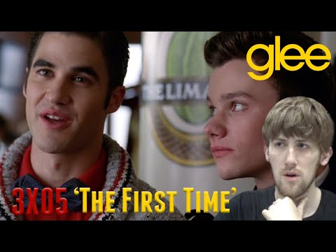 Glee Season 3 Episode 5 - 'The First Time' Reaction