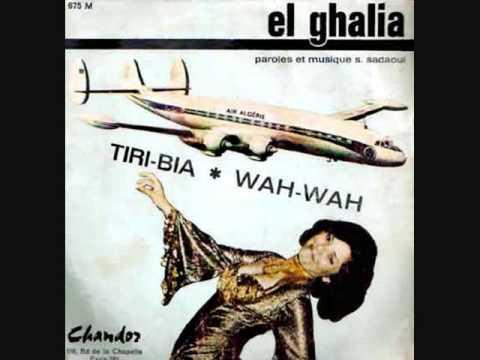 La chanteuse Algérienne El Ghalia ( Ya Tiyara Tiri Biyya )