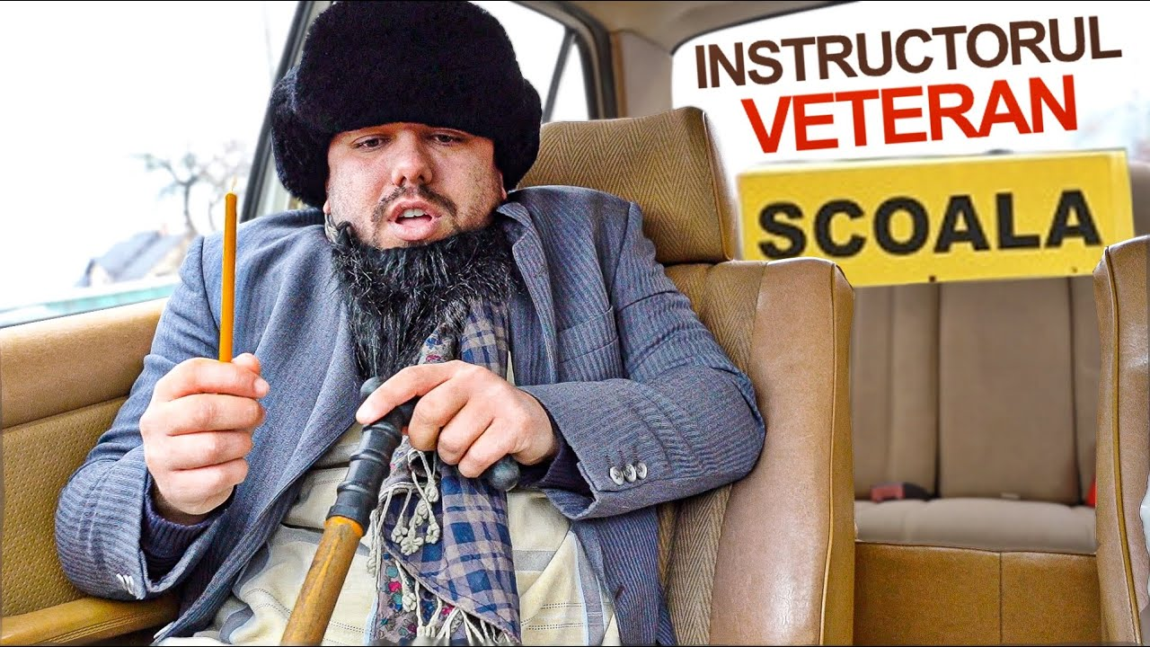 TIPURI DE INSTRUCTORI AUTO #3Chestii
