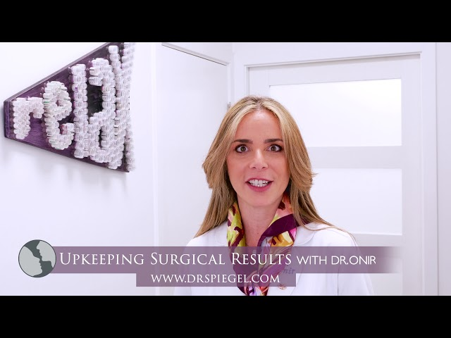 Upkeeping Surgical Results
