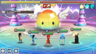summoners war sky arena gameplay walkthrough cairos dungeon rainbow garden b1 for android ios