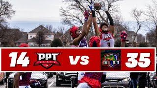 PPT Elite 7v7 15u vs. The U Elite