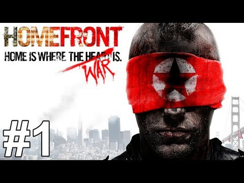 Homefront Gameplay Walkthrough Part 1 No Commentary