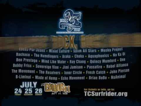Surfrider 25th Anniversary TV Spot REVISED