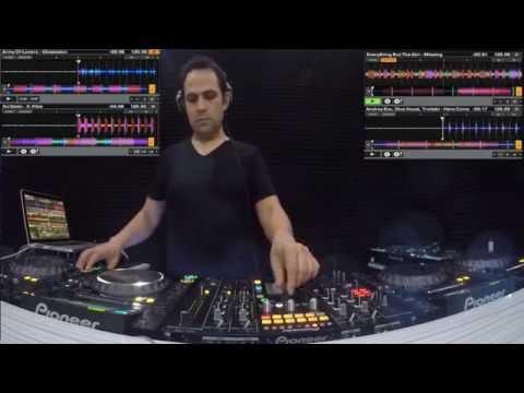 Deep House Music Mix 2016 Dj Tuncer Yapagci (90s Old ) PIONEER CDJ 2000 NEXUS 4 DECK