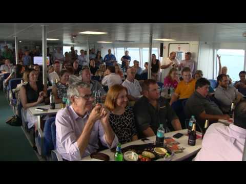 Around Palmerston: PRBA cruising to Crab Claw Island with SeaLink NT 2016