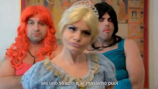 DINSEY RAP BATTLE: BIANCANEVE VS CENERENTOLA [MARYNA]