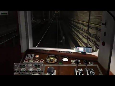 World Of Subways 2 U7 Berlin #2 // Grenzallee - Möckernbrücke // Deutsch // HD