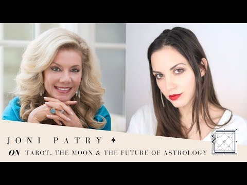 Joni Patry on Tarot, the Profound Importance of the Moon & The