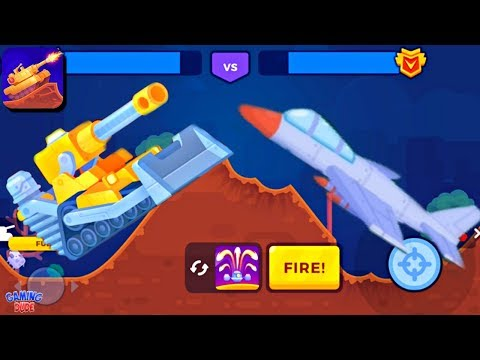 Tank Stars - Mountain Tank Upgraded | All Boosters Unlocked | (iOS, Android)
