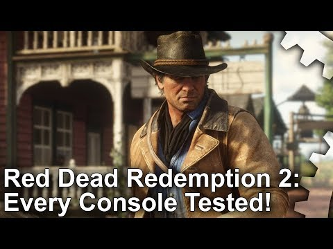 Red Dead Redemption 2: PS4/PS4 Pro vs Xbox One/Xbox One X - Every Console Tested! thumbnail