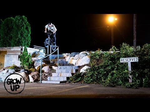 BMX / GROW UP – ERIK ELSTRAN