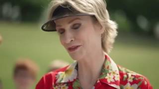 Mastercard Masterpass Dunking Donuts Commercial with Jane Lynch and Jessica Mikayla Adams