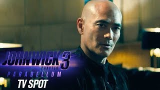 "John Wick: Chapter 3 – Parabellum (2019) Official TV Spot ""Bad Man"" – Keanu Reeves, Halle Berry"