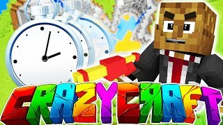 SPEED RUN MINECRAFT CRAZY CRAFT - WORLD RECORD TIME!