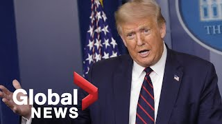Can President Donald Trump delay the 2020 U.S. election?