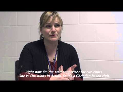 Role of Teacher Advisor Clip 7