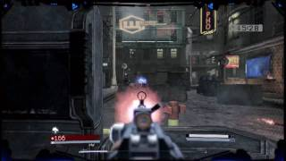 BLACKLIGHT TANGO DOWN Gameplay From XBOX 360 Single Player Black OP Level!! HD