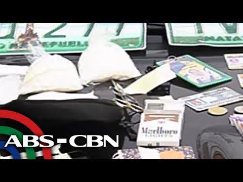 Bandila: P1 milyong halaga ng shabu, nasabat sa Quezon City