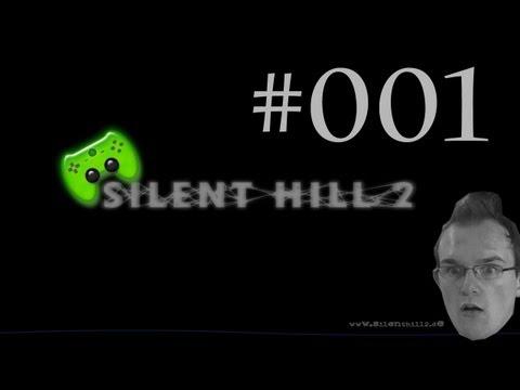 Let's Play Silent Hill 2 #001 [Deutsch][Webcam][HD] - Willkommen in Silent Hill