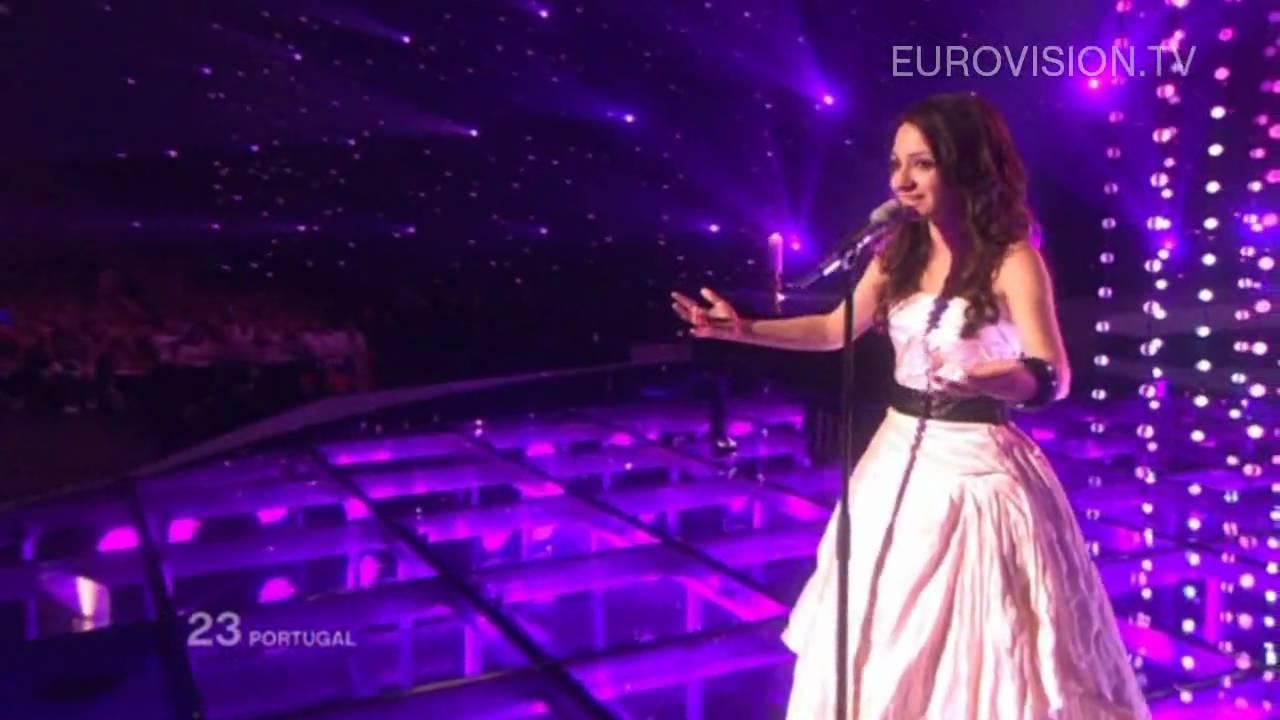 Catarina Pereira - Canta Por Mim [Eurovision Portugal 2010 ...