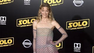 """Jaime King """"Solo: A Star Wars Story"""" World Premiere Red Carpet"""