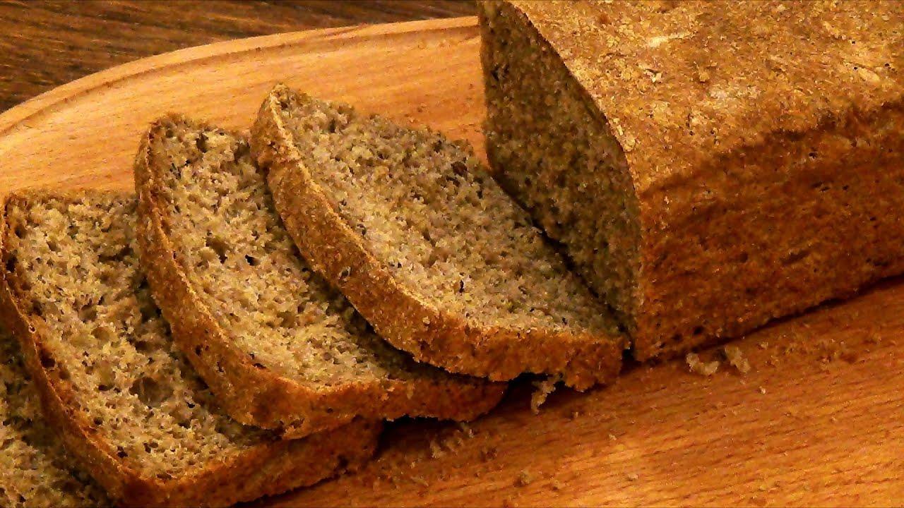 3 бездрожжевой хлеб из цельнозерновой муки.