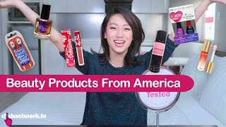 Beauty Products From America - Tried And Tested: EP87
