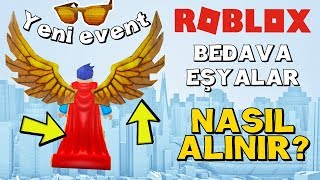 NEW EVENT WIN FREE WINGS AND CAPEs / ROBLOX Bloxy Event