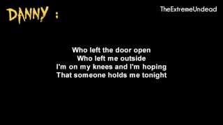 Repeat youtube video Hollywood Undead - Outside [Lyrics]