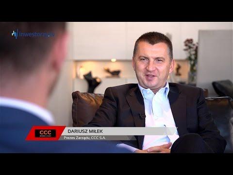 Wywiad z Dariuszem Miłkiem, Prezesem Zarządu CCC S.A., część I, #6 POZA PARKIETEM