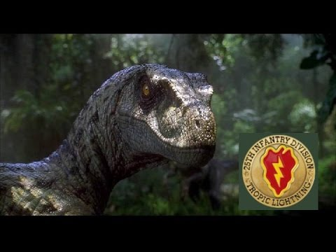 ARMA 3 25ID JURASSIC PARK SECURITY FORCES