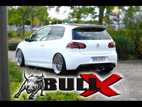 vw golf 6 gti bullx individual 3 ab turbo ohne msd. Black Bedroom Furniture Sets. Home Design Ideas